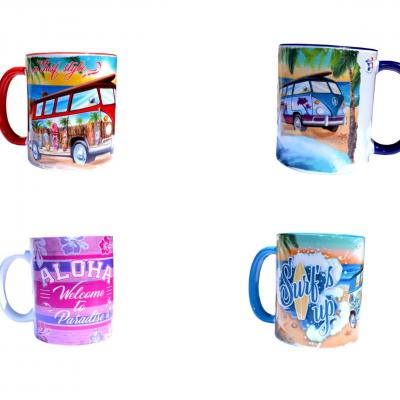 Mugs Combis collection 2020 4 couleurs